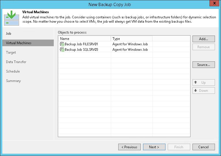 Veeam Agent for Microsoft Windows